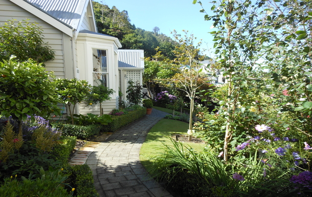 Home exchange country Yeni Zelanda,Wellington, Wellington,Character Cottage - close to City,Home Exchange Listing Image
