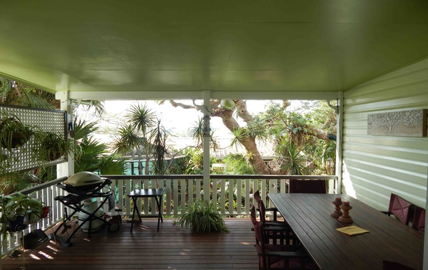 Home exchange in,Australia,Brisbane, 10k, N,Rear Deck