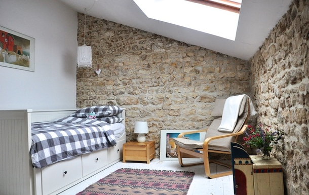 BoligBytte til,France,Cognac, 73k, N,Third bedroom - the bed converts to a double bed