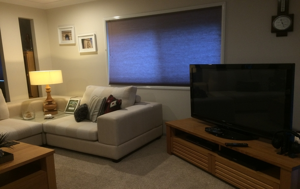 Home exchange in,Australia,BRISBANE,Large screen TV