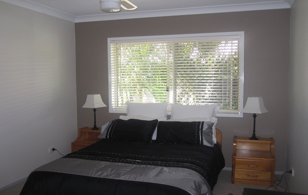 Home exchange in,Australia,BRISBANE,Second bedroom - double bed