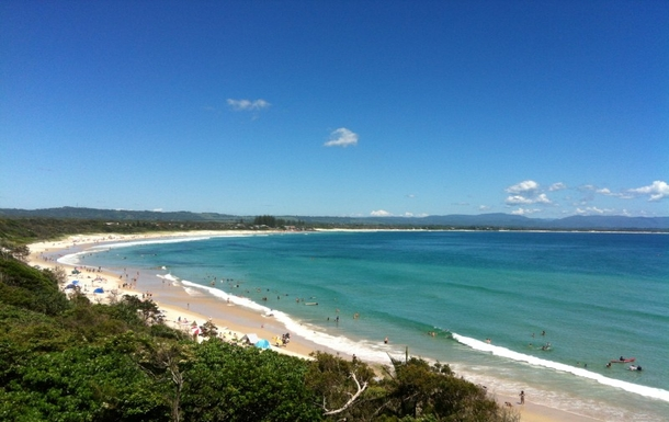 Home exchange in,Australia,Byron Bay,Byron's Bay 26 January 2015