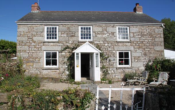 Koduvahetuse riik Suurbritannia,Penzance, Cornwall,Lower Chellew Farm Penzance,Koduvahetuse kuulutuse pilt