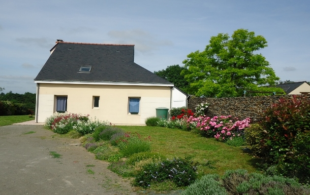 Boligbytte i  Frankrike,juigne sur loire, Pays de Loire,Very bright home with a nice view of country,Home Exchange & House Swap Listing Image