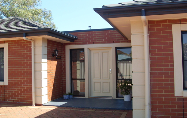 Home exchange in,Australia,MARION,Front Enterance