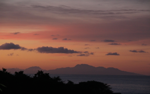 BoligBytte til,Guadeloupe,Le Gosier, 2k, E,sunrise upstair view
