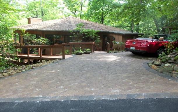 Our Circular Mountain Home
