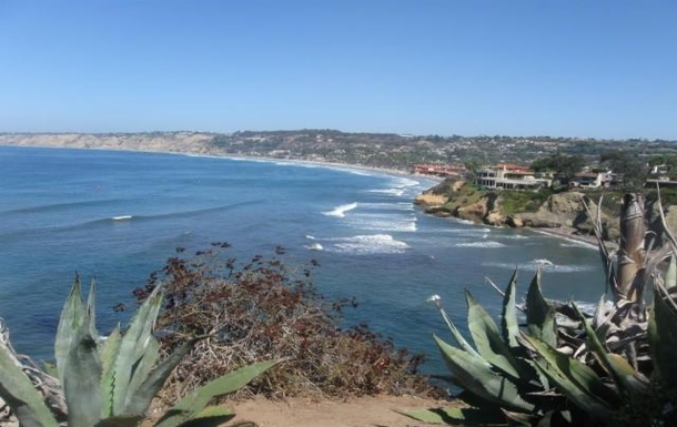 La Jolla-one of many local beaches