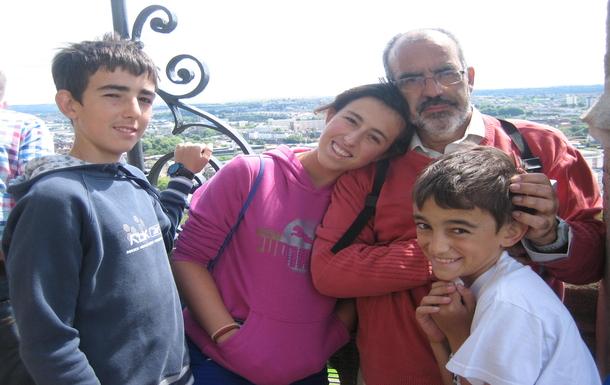 BoligBytte til,Spain,Guadalix de la SierraMadrid,Our family.