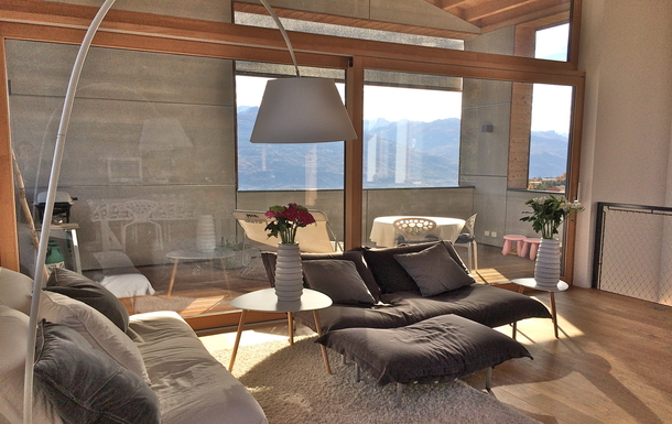 Koduvahetuse riik Šveits,Ayent, Valais,Switzerland - Sion - Valais, 9k, N -Big House,Home Exchange Listing Image