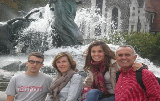 BoligBytte til,Spain,Madrid,Our family- children do not always travel with us