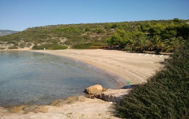 BoligBytte til,Greece,Kranidi,One of the sandbeaches in the near
