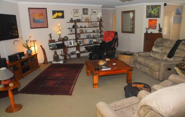 Home exchange in,Australia,TEWANTIN,The living area