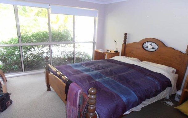 Home exchange in,Australia,TEWANTIN,The master bedroom