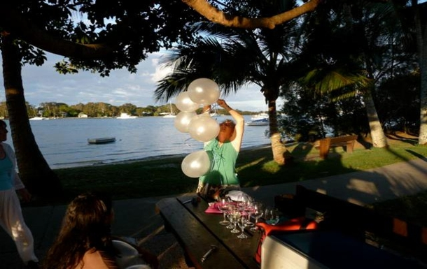 Home exchange in,Australia,TEWANTIN,Noosa River is where the locals go for a picnic -