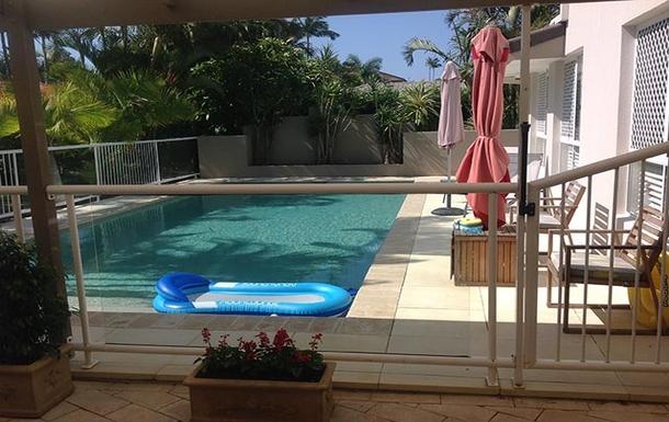 Home exchange in,Australia,EAST BALLINA,Pool Area