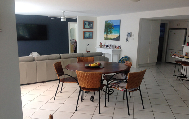 Home exchange in,Australia,EAST BALLINA,Casual Eating