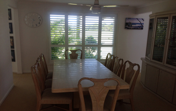 Home exchange in,Australia,EAST BALLINA,Dining