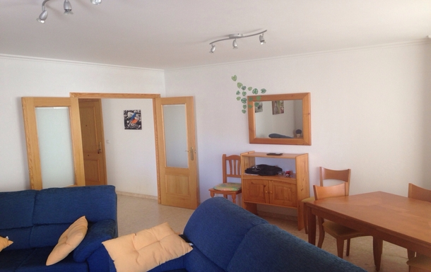 Sunny and comfortable apartment to enjoy the beach
