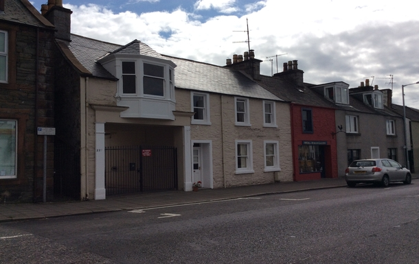Home exchange in Royaume-Uni,Castle Douglas, Scotland,Coach House in a beautiful market town.,Echange de maison, photo du bien