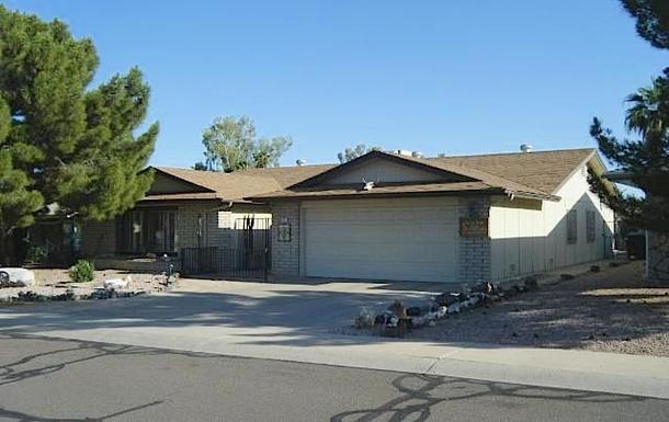 Home exchange in United States,Phoenix, Arizona,USA - Phoenix - House (1 floor),Home Exchange  Holiday Listing Image