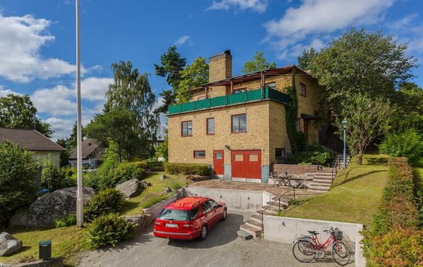 Home exchange in Sweden,Bromma, Bromma Kyrka/Stockholm,House in Stockholm close to city center,Home Exchange & House Swap Listing Image