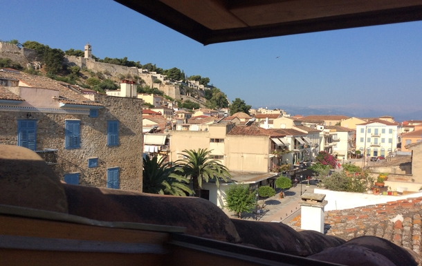 Home exchange in Greece,Nafplion, Peloponnese,Charming studio,Home Exchange & House Swap Listing Image