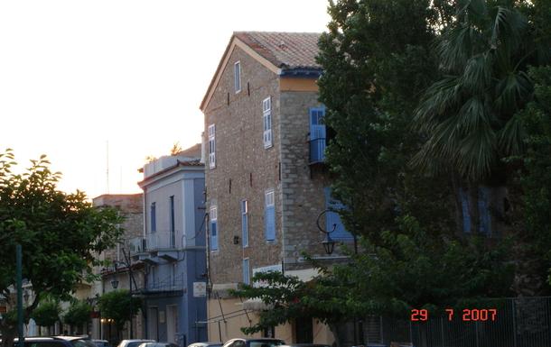 BoligBytte til,Greece,Nafplion,Our house