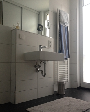 Home exchange in,Germany,Berlin,bathroom