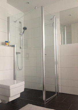 Home exchange in,Germany,Berlin,shower