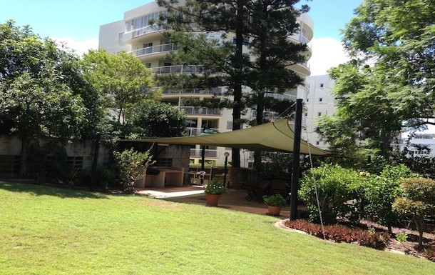 Home exchange in,Australia,Brisbane,BBQ Area