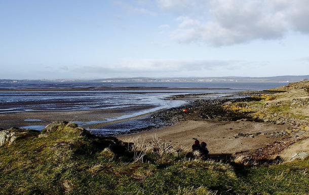 BoligBytte til,United Kingdom,Edinburgh,Cramond Island and view of Fife