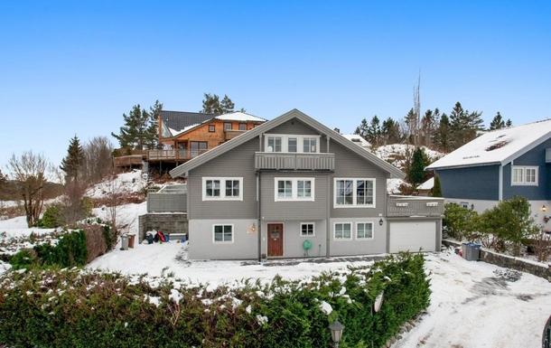 Home exchange in Norway,Bergen, 15, SW, Hordaland,Nice and modern villa in Bergen,Home Exchange & House Swap Listing Image
