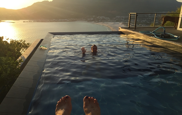 BoligBytte til,South Africa,Cape Town,Infinity Pool