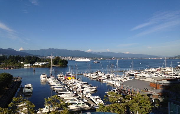 Home exchange in Canada,Vancouver, British Columbia,Vancouver Waterfront near  Stanley Park,Home Exchange & Home Swap Listing Image