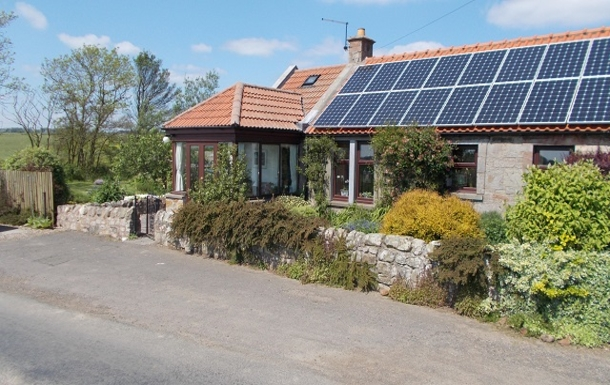Bostadsbyte i Storbritannien,Anstruther, Fife,House in the country near fishing village,Home Exchange Listing Image