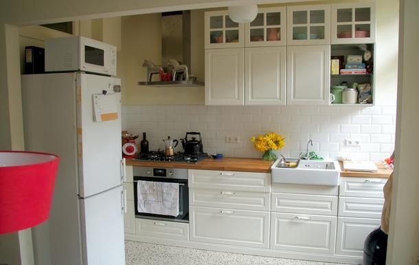 BoligBytte til,Netherlands,Utrecht,The kitchen