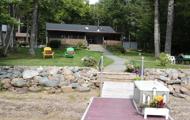 Home exchange country Kanada,Molega Lake, Nova Scotia,Nova Scotia, Canada Lake Front Cottage,Home Exchange Listing Image