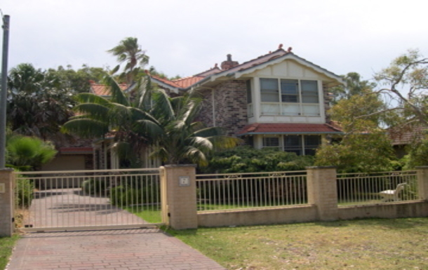 Home exchange in,Australia,Cronulla,Front view of the house