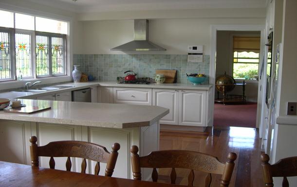 Home exchange in,Australia,Cronulla,Kitchen