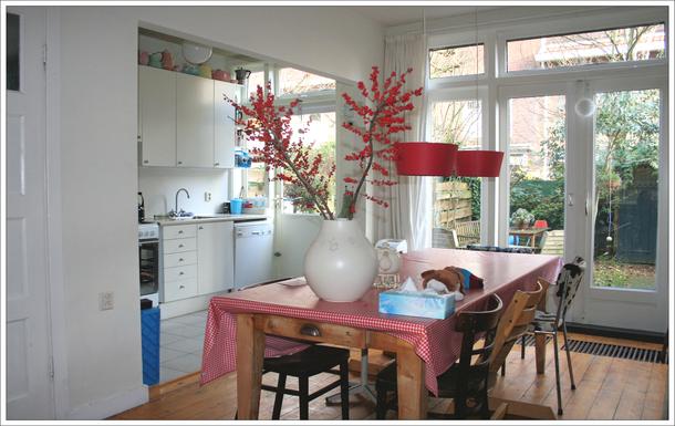 BoligBytte til,Netherlands,Utrecht,Kitchen and dining area