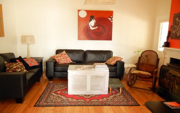 Home exchange in,Australia,Strathalbyn,Living room