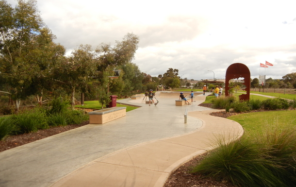 Home exchange in,Australia,Strathalbyn,Skatepark
