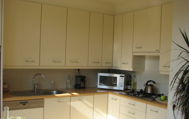 BoligBytte til,Netherlands,Houten,Kitchen with all equipment you need.