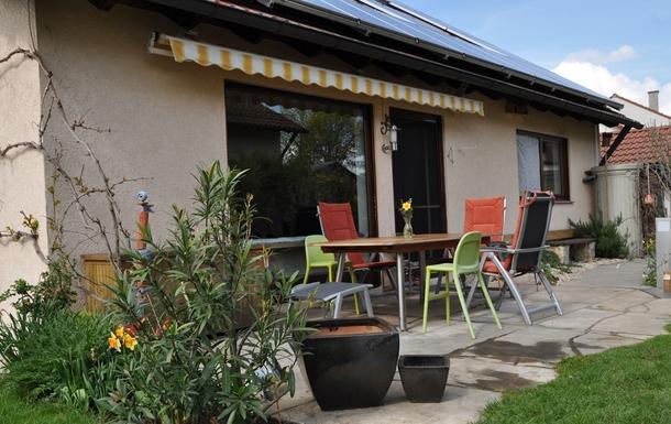 House with wonderful garden near Stuttgart