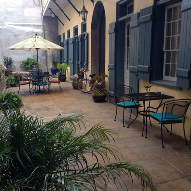 Boligbytte i  USA,New Orleans (French Quarter), Louisiana,Apartment in New Orleans French Quarter,Home Exchange & House Swap Listing Image