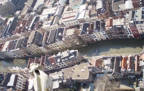 BoligBytte til,Netherlands,Utrecht,View from the famous Dom tower