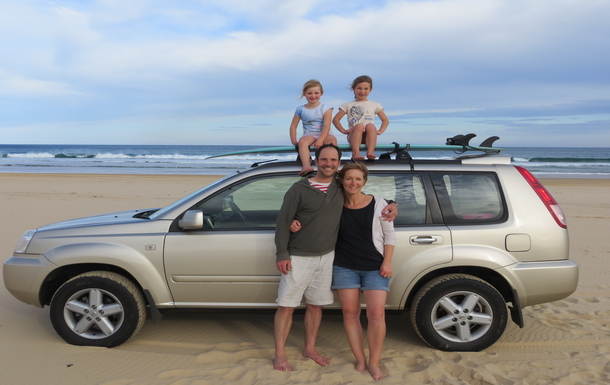 Home exchange in,Australia,peregian springs,This car would be available for exchange
