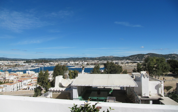 Home exchange in Spain,IBIZA, ISLAS BALEARES,Encantadora casa en el centro histórico,Home Exchange & Home Swap Listing Image