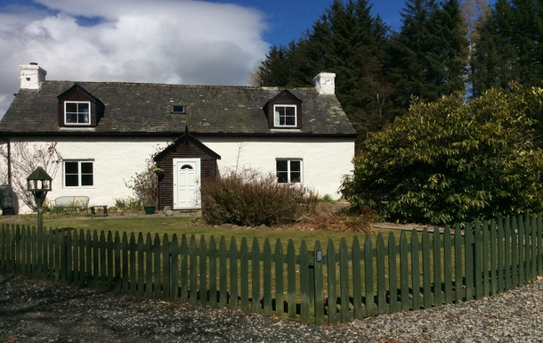 Huizenruil in  Verenigd Koninkrijk,Perthshire, Scotland,Lovely cottage in Cairngorms National Park,Huizenruil foto advertentie